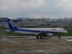 KKiSMさんが、福岡空港で撮影した全日空 A320-211の航空フォト(写真)