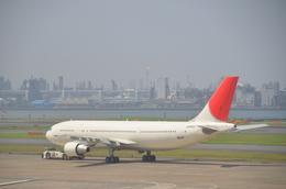 あっしーさんが、羽田空港で撮影した日本航空 A300B4-622Rの航空フォト(飛行機 写真・画像)