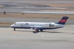 uhfxさんが、伊丹空港で撮影したアイベックスエアラインズ CL-600-2B19 Regional Jet CRJ-200ERの航空フォト(飛行機 写真・画像)