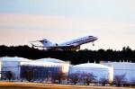 B747‐400さんが、成田国際空港で撮影したドイツ空軍 BD-700-1A11 Global 5000の航空フォト(飛行機 写真・画像)