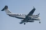 パンダさんが、羽田空港で撮影したノエビア B300の航空フォト(飛行機 写真・画像)