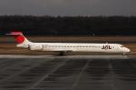 WING_ACEさんが、熊本空港で撮影した日本航空 MD-90-30の航空フォト(飛行機 写真・画像)