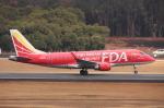 WING_ACEさんが、熊本空港で撮影したフジドリームエアラインズ ERJ-170-100 (ERJ-170STD)の航空フォト(写真)
