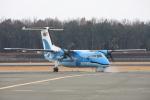 WING_ACEさんが、熊本空港で撮影した天草エアライン DHC-8-103Q Dash 8の航空フォト(飛行機 写真・画像)