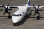 WING_ACEさんが、熊本空港で撮影したANAウイングス DHC-8-402Q Dash 8の航空フォト(飛行機 写真・画像)