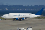 Scotchさんが、中部国際空港で撮影したボーイング 747-4J6(LCF) Dreamlifterの航空フォト(飛行機 写真・画像)