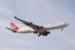 成田国際空港 - Narita International Airport [NRT/RJAA]で撮影されたヴァージン・アトランティック航空 - Virgin Atlantic Airways [VS/VIR]の航空機写真