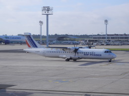 787 yrさんが、パリ オルリー空港で撮影したエールリネール ATR-72-500 (ATR-72-212A)の航空フォト(飛行機 写真・画像)