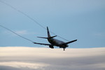 大分県国東市国東町自宅上空で撮影されたスカイネットアジア航空 - Skynet Asia Airways [LQ/SNJ]の航空機写真