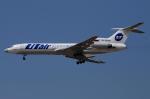 RUSSIANSKIさんが、アンタルヤ空港で撮影したUTエア・アビエーション Tu-154Mの航空フォト(写真)