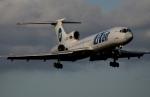 RUSSIANSKIさんが、ブヌコボ国際空港で撮影したUTエア・アビエーション Tu-154Mの航空フォト(飛行機 写真・画像)