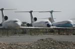 RUSSIANSKIさんが、メヘラーバード国際空港で撮影したエラム・エア Tu-154Mの航空フォト(写真)