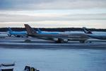 snow_shinさんが、テッドスティーブンズ・アンカレッジ国際空港で撮影したアシアナ航空 747-48EF/SCDの航空フォト(飛行機 写真・画像)