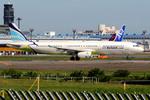 Tomo-Papaさんが、成田国際空港で撮影したエアプサン A321-231の航空フォト(写真)