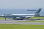 Scotchさんが、中部国際空港で撮影したエバーグリーン航空 747-230BM(SF)の航空フォト(写真)