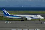 Scotchさんが、中部国際空港で撮影したボーイング 787-8 Dreamlinerの航空フォト(飛行機 写真・画像)