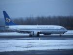 アイスコーヒーさんが、函館空港で撮影したマンダリン航空 737-809の航空フォト(飛行機 写真・画像)
