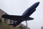kanadeさんが、ジンスハイム滑空場で撮影したドイツ空軍 T-33Aの航空フォト(飛行機 写真・画像)