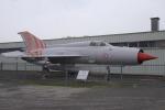 kanadeさんが、ジンスハイム滑空場で撮影したドイツ空軍 MiG-21SPSの航空フォト(飛行機 写真・画像)