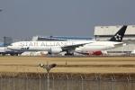 resocha747さんが、成田国際空港で撮影した全日空 777-381/ERの航空フォト(写真)