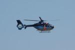 アイスコーヒーさんが、入間飛行場で撮影した埼玉県警察 EC135P2+の航空フォト(写真)