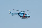 アイスコーヒーさんが、入間飛行場で撮影した埼玉県警察 BK117C-1の航空フォト(飛行機 写真・画像)