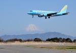 mojioさんが、静岡空港で撮影したフジドリームエアラインズ ERJ-170-100 (ERJ-170STD)の航空フォト(写真)