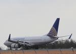 ふじいあきらさんが、広島空港で撮影したコンチネンタル航空 737-724の航空フォト(写真)