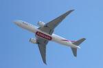uhfxさんが、関西国際空港で撮影したエミレーツ航空 777-F1Hの航空フォト(飛行機 写真・画像)