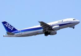 あかりんさんが、成田国際空港で撮影した全日空 A320-211の航空フォト(飛行機 写真・画像)