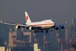Lekiさんが、羽田空港で撮影した航空自衛隊 747-47Cの航空フォト(写真)