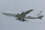Scotchさんが、嘉手納飛行場で撮影したアメリカ空軍 E-8C J-Stars (707-300C)の航空フォト(飛行機 写真・画像)