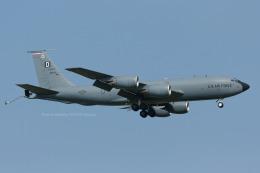 Scotchさんが、嘉手納飛行場で撮影したアメリカ空軍 KC-135R Stratotanker (717-148)の航空フォト(飛行機 写真・画像)