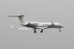 マサさんが、成田国際空港で撮影したeBay Inc G-V-SP Gulfstream G550の航空フォト(写真)
