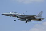 Scotchさんが、岐阜基地で撮影した航空自衛隊 F-15DJ Eagleの航空フォト(写真)