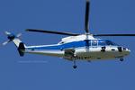 Scotchさんが、名古屋飛行場で撮影した東海旅客鉄道 - JR東海 S-76C++の航空フォト(飛行機 写真・画像)