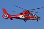 Scotchさんが、名古屋飛行場で撮影した名古屋市消防航空隊 AS365N2 Dauphin 2の航空フォト(写真)
