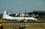 パンダさんが、羽田空港で撮影した国土交通省 航空局 YS-11A-200の航空フォト(写真)