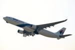 Kuuさんが、関西国際空港で撮影したマレーシア航空 A330-323Xの航空フォト(飛行機 写真・画像)