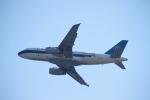 Kuuさんが、関西国際空港で撮影した中国南方航空 A319-132の航空フォト(飛行機 写真・画像)