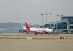 tsubameさんが、仁川国際空港で撮影したエア・ビシュケク A320-212の航空フォト(写真)