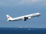 アイスコーヒーさんが、羽田空港で撮影した中国国際航空 A321-213の航空フォト(飛行機 写真・画像)
