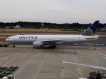 アイスコーヒーさんが、成田国際空港で撮影したコンチネンタル航空 777-224/ERの航空フォト(飛行機 写真・画像)