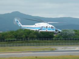 アイスコーヒーさんが、函館空港で撮影した海上保安庁 S-76C+の航空フォト(飛行機 写真・画像)