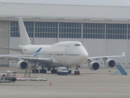 DXだいこんさんが、成田国際空港で撮影したウェルズ・ファーゴ・バンク・ノースウェスト 747-446の航空フォト(飛行機 写真・画像)