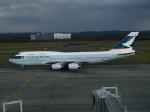 アイスコーヒーさんが、新千歳空港で撮影したキャセイパシフィック航空 747-467の航空フォト(飛行機 写真・画像)