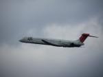 アイスコーヒーさんが、新千歳空港で撮影した日本航空 MD-90-30の航空フォト(飛行機 写真・画像)