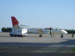 アイスコーヒーさんが、函館空港で撮影した北海道エアシステム 340B/Plusの航空フォト(飛行機 写真・画像)