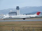 アイスコーヒーさんが、伊丹空港で撮影した日本航空 MD-81 (DC-9-81)の航空フォト(飛行機 写真・画像)