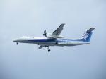 アイスコーヒーさんが、伊丹空港で撮影したエアーニッポンネットワーク DHC-8-402Q Dash 8の航空フォト(写真)